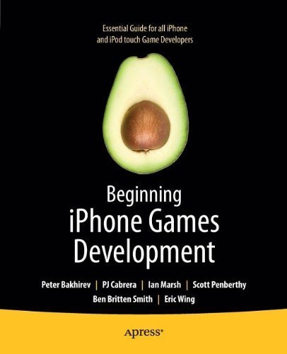 Beginning iPhone Games Development (Books for Professionals by Professionals) by Cabrera, PJ, Bakhirev, Peter, Marsh, Ian, Smith, Ben, Wing, (2010) Paperback