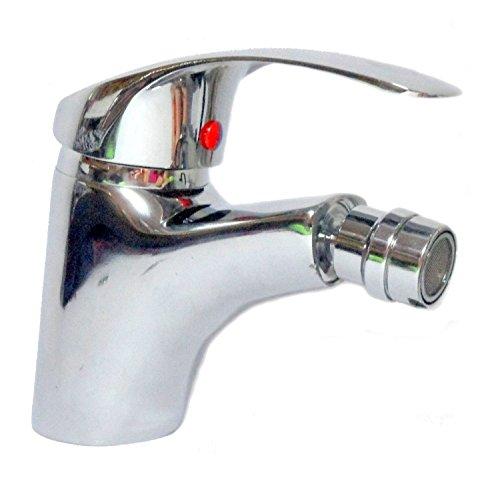 Mobile Filter (takestop® Einhand Filter Mobile für Bidet Bad Spülbecken Waschtisch Waschbecken komplett mit flexiblen Einloch Einhand Armatur)