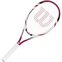 Wilson Six.Two TNS Rkt W/O Racchetta da Tennis, Donna, Donna, Six.Two TNS RKT W/O, 3
