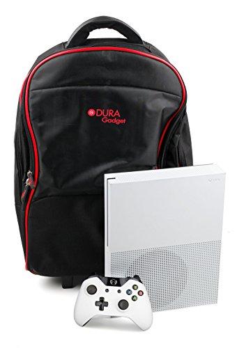 maleta-de-ruedas-para-viajar-para-videoconsola-xbox-one-s-medidas-de-equipaje-de-mano-duragadget