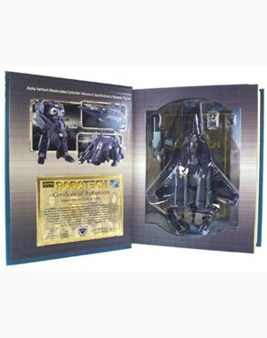 Robotech Masterpiece Collection Vol 4 Sue Graham Shadow Figure by Toynami