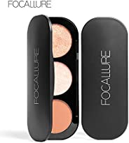 Focallure Blush And Highlighter Palette, 3, FA-26-3