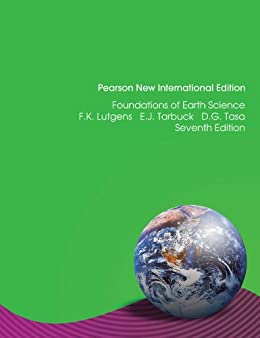Foundations of earth science pearson new international edition foundations of earth science pearson new international edition by lutgens frederick k fandeluxe Image collections