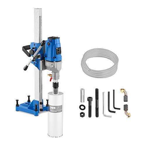 MSW Kernbohrgerät Magnetbohrmaschine Kernbohrmaschine MSW-DDM132 (1.980 W, 1.200 U/min, Bohrdurchmesser max. 132 mm)