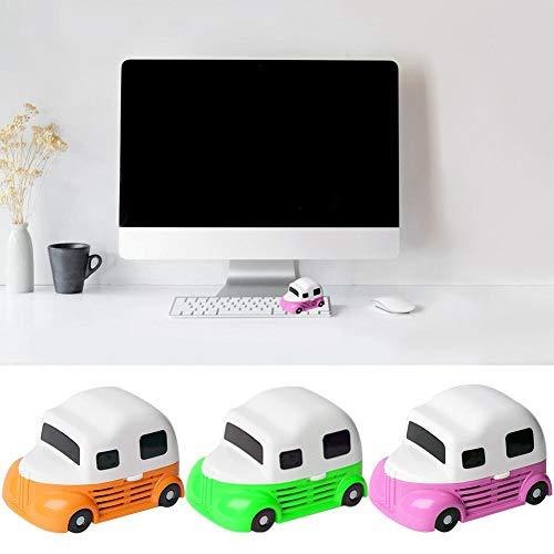 BEENZY Desktop Mini Vacuum - Auto Geformte Reiniger Tragbare Cartoon-Reinigungsmaschine Mini Schnurlose Schreibtisch Staub-Reiniger Staub-Kehrmaschine Für Tisch Laptop-Computer-Tastatur Auto Staub (Schreibtisch Staub-reiniger)