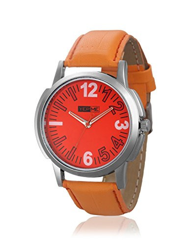 Yepme Chamston Men's Watch - Red/Orange image
