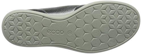 ECCO - Ecco Sense, Scarpe da ginnastica Donna Silber (50558ALUSIVER/SULPHUR/CONCRETE-BLACK)