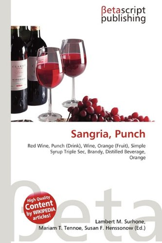 Sangria, Punch