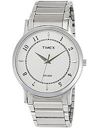 Timex Classics Analog Silver Dial Men's Watch-TI000R40900