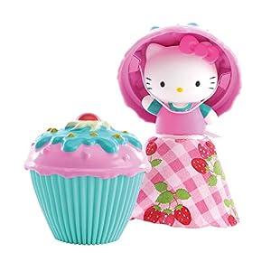 Grandes Juegos Cupcake Surprise de Hello Kitty, Multicolor, gg-00313