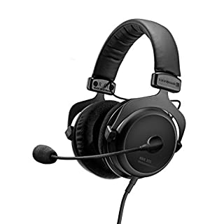 beyerdynamic MMX 300 Premium Over-Ear Gaming-Headset (2nd Generation) mit Mikrofon. Geeignet für PS4, XBOX One, PC, Notebook