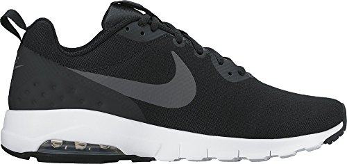 Nike Herren Air Max Motion LW Premium, schwarz, Gr.43 (Nike Air Max Motion)