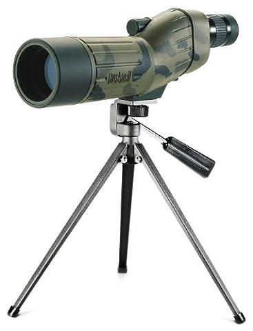 Bushnell Sentry 18-36x50 Spektiv camo Geradeeinblick inkl. Tischstativ und Hartschalenkoffer