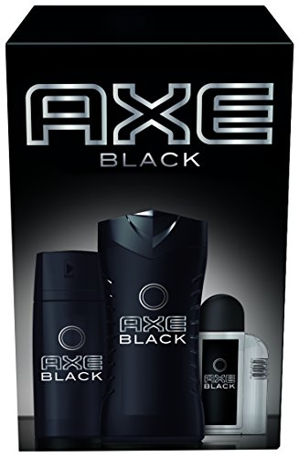 Axe Black Trio Pack Regalo