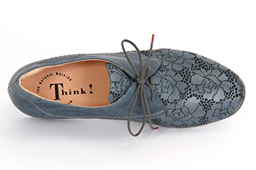 Think! Chilli, Derby Femme SAPHIR/KOMBI