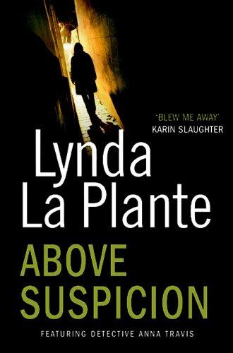 Above Suspicion Cover Image