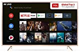 TCL 163.8 cm (65 Inches) 4K UHD Certified Android Smart LED TV L65P2MUS