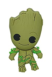 Marvel Guardians of The Galaxy Groot 3D Foam Character Imán