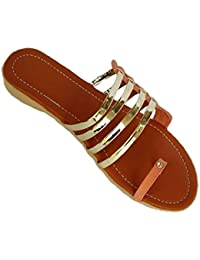 Royal Collections Women & Girls Designer Flip-flop Slipper