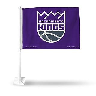 Rico NBA KFZ Flagge, Sacramento Kings