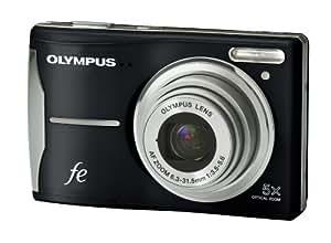 """Olympus FE-46 Appareil photo numérique Compact 12 Mpixels Zoom 5x Ecran 2,7"""" Plein soleil Noir"""