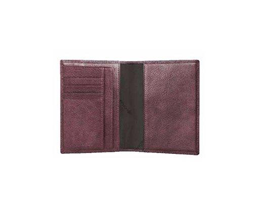 Portefeuille homme Piquadro | Porte-passeport | Ligne Vibe | PP1660VI brun