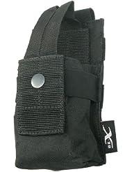BE-X Modulare Funkgeräte / GPS Tasche mit verstellbarer Sicherung - schwarz