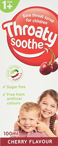 Throaty Soothe Syrup