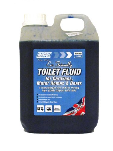 maypole-6991b-2l-caravan-portable-toilet-fluid-liquid-cleaner