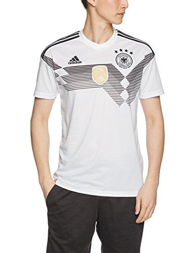 adidas Herren Dfb Heim Trikot, White/Black, S