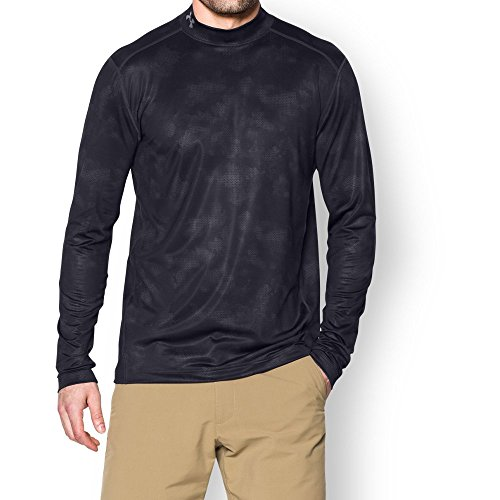 Camo Armour Under Golf (Under Armour® Stehkragen Camo Mock-Shirt ColdGear®)
