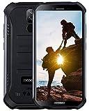 DOOGEE S40 4G Télephone Portable Incassable Debloqué, 3GO+32GO Android 9,0...