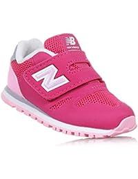 New Balance - Zapatillas de gimnasia para niña