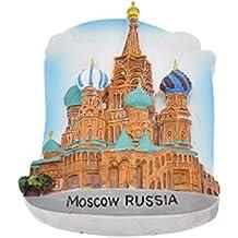 Kesheng Imán para Nevera Moscú Rusia ...