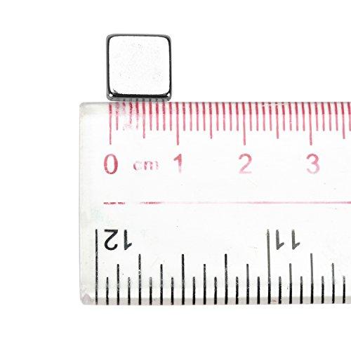 Willingood Neodym Super Magnete Wurfel 10 X 10 X 4 Mm 24 Stucke Sehr Starke Magnete Fur Glas Magnetboards Magnettafel Whiteboard Tafel Pinnwand Kuhlschrank Und Vieles Mehr