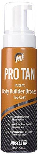 Pro Tan By Original Muscle Up Body Builder Bronze Top Coat