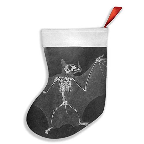 Halloween Einzelhändler - Voxpkrs Halloween Bat Skeleton Art Dark