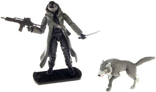 GI Joe Basic Figure Collection 1 Snake Eyes with Timber (japan import) (Gi Joe Snake Eyes)