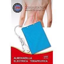 ALMOHADILLA ELECTRICA MANTA TERAPEUTICA CALOR TERAPEUTICO FISIOTERAPIA 45W 30X40