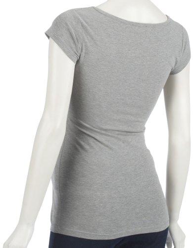 Noppies - T-shirt -  Femme Gris - Grau (grey )
