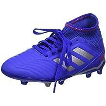 adidas Predator 19.3 FG J, Botas de fútbol Unisex Niños