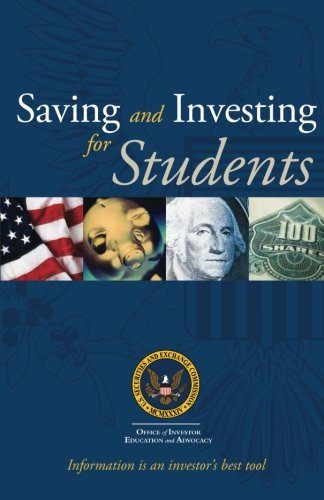 Savings and Investing for Students por U. S. Securities an Exchange Commission