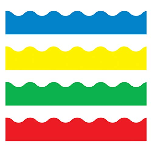 Trend Enterprises Bright Farben Terrific Trimmers Variety Pack (t-9001) - Terrific Trimmer Variety Pack