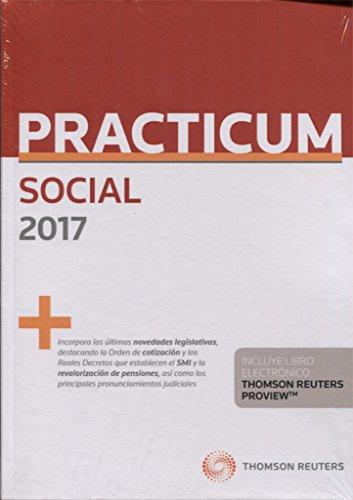 Practicum social 2017 (Papel + e-book)