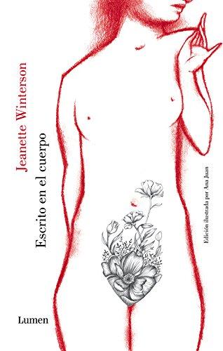 Escrito en el cuerpo (LIBROS ILUSTRADOS)