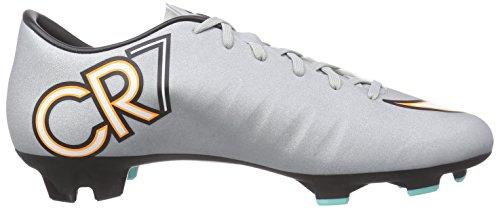 Nike Mercurial Victory V Cr7 Fg, Bottes pour Homme - gris - gris, EU Gris