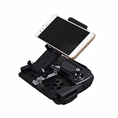 HensychDJI Mavic Pro Tablet iPad Mount Holder Extended Stand Bracket for Mavic Pro Remote Controller 5.5-9.7 inch