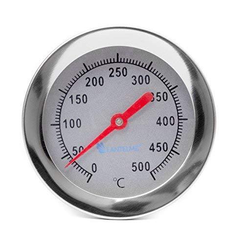 Acero inoxidable 400°c grados Termómetro clip