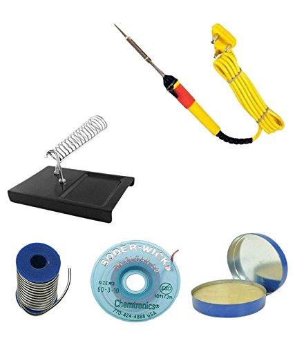 Easy Electronics Soldering Iron Kit