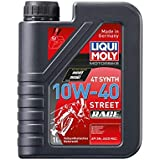 Liqui Moly 10W40 Street Race Fully Synthetic Engine Oil (1 Litre)